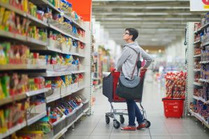 Helping Shoppers Minimize Food Waste
