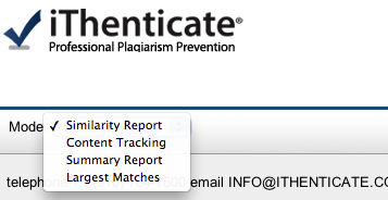 four-plagiarism-reports