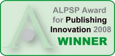 alpsp publishing award