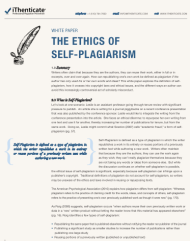 self plagiarism white paper resized 190