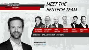 FinTech Entrepreneurship Program: the RegTech team talks about ESG Radar