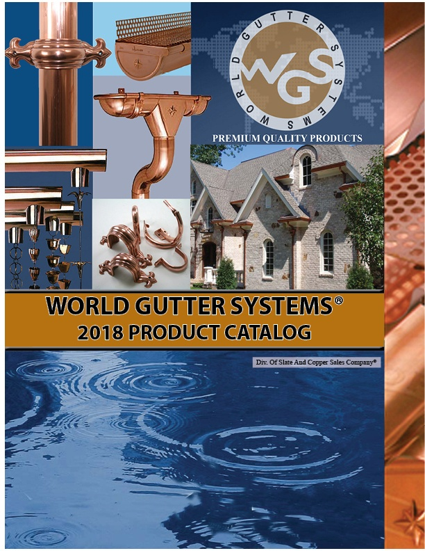Copper Gutter Catalog