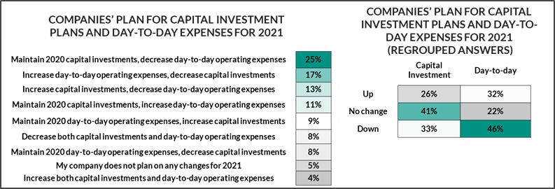 covid capital investment plans
