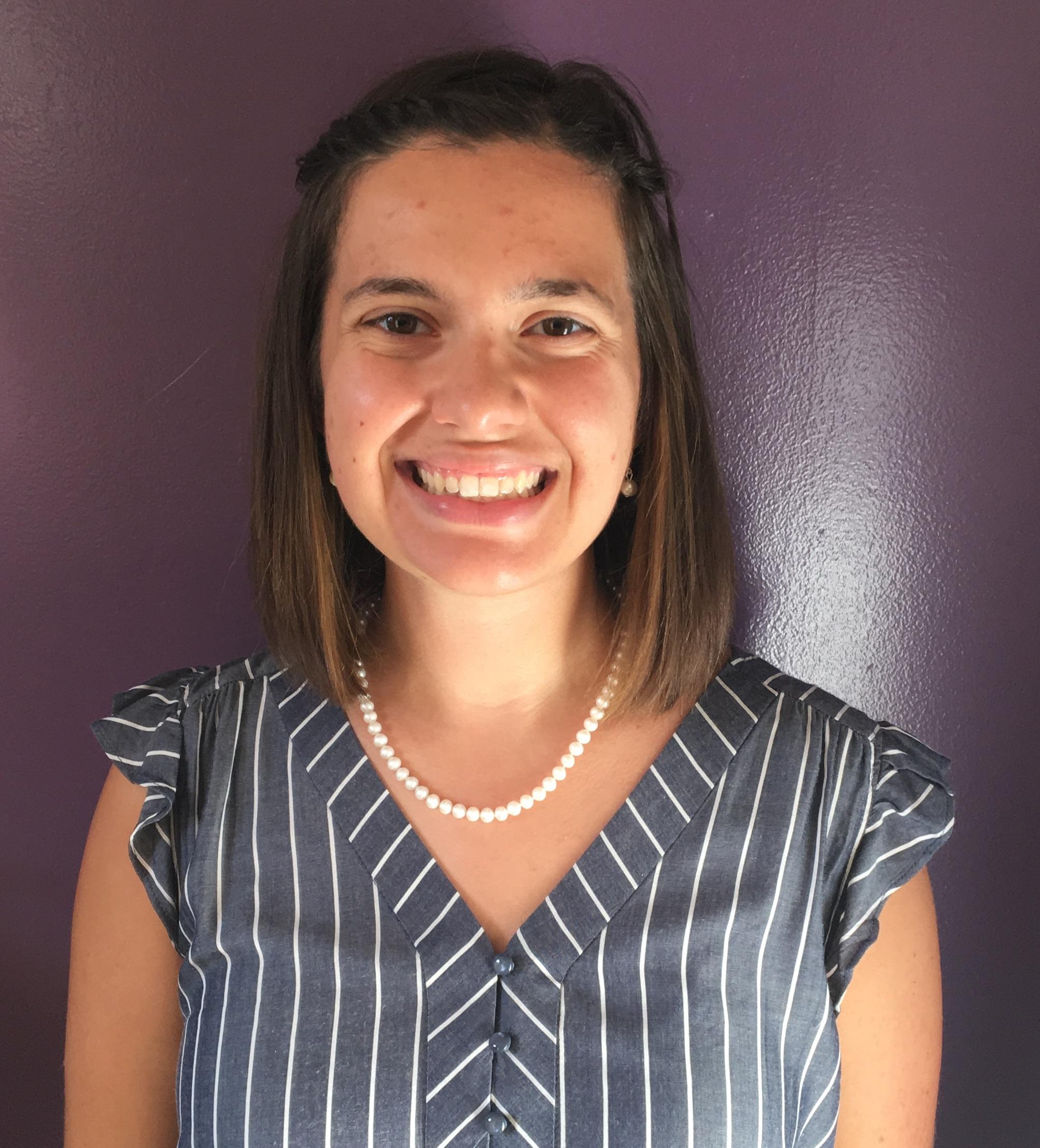 Meet Freedonia's Graphics Coordinator Josephine DiNovo
