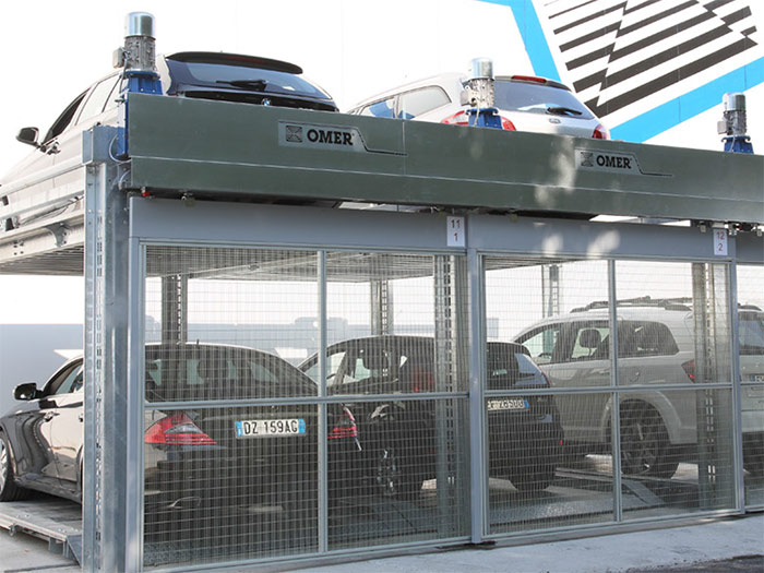 'Maximum efficiency, minimal footprint: Satisfying stakeholder requirements with semi-automatic car park systems' explores the design challenges that impact contemporary car parks and identifies new parking solutions that can be leveraged in response.