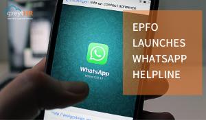 EPFO launches WatsApp helpline