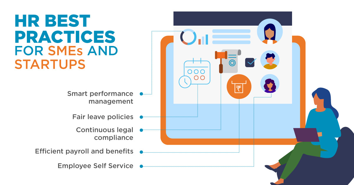 HR Best Practices for SMEs and Startups