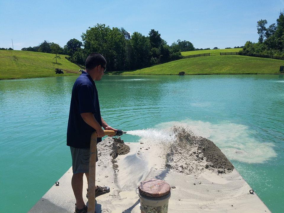 Pond Liming and Fertilization