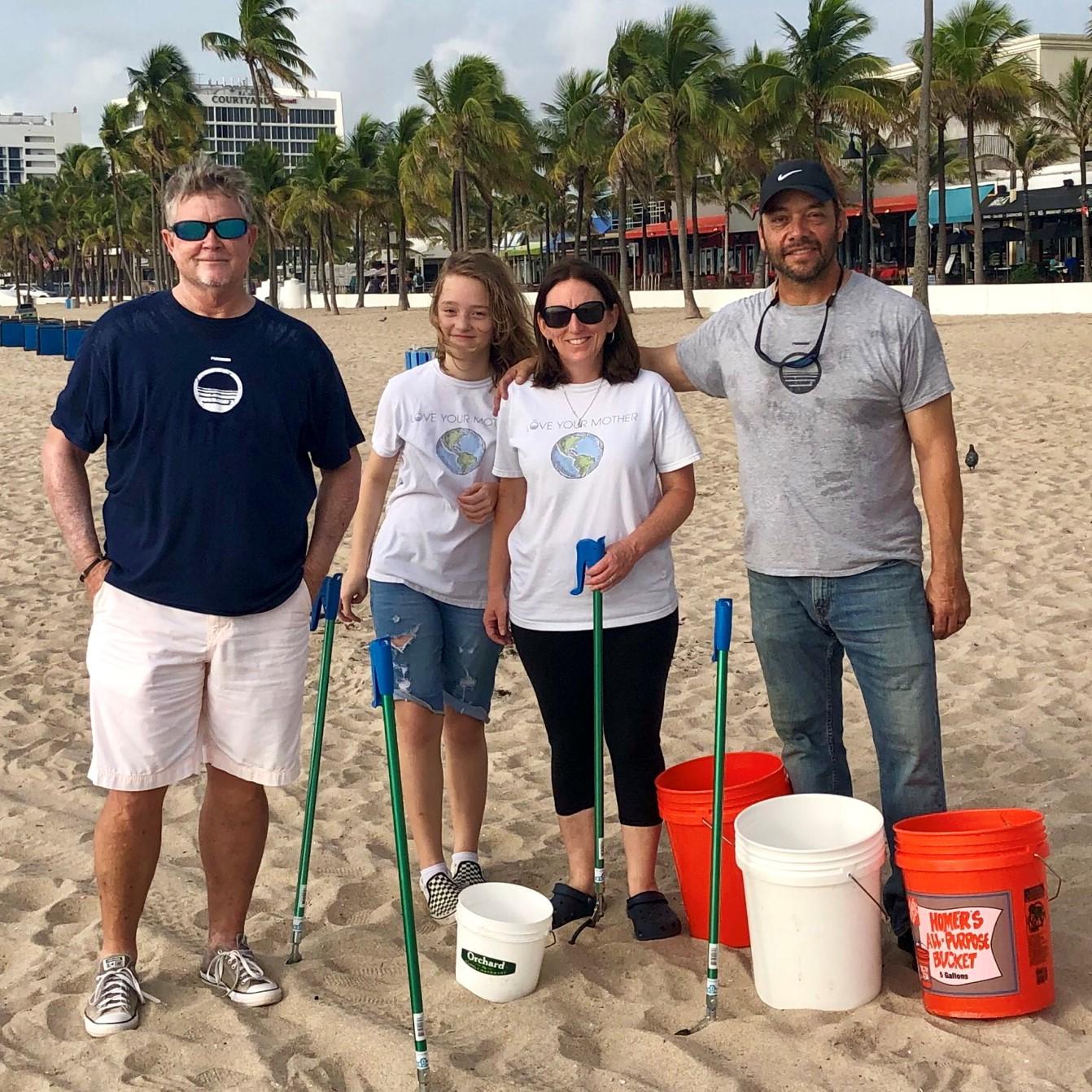 alberto beach sweep