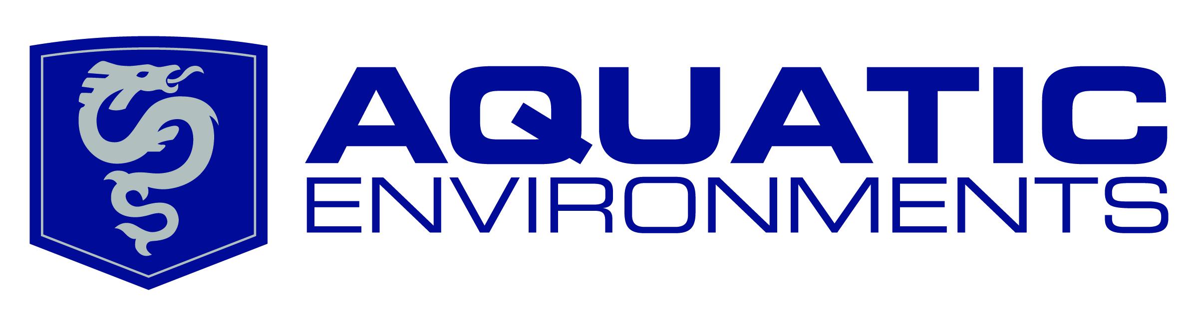 Aquatic Environments Logo