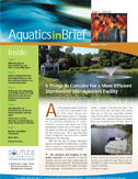 Aquatics In Brief Fall Newsletter-2019