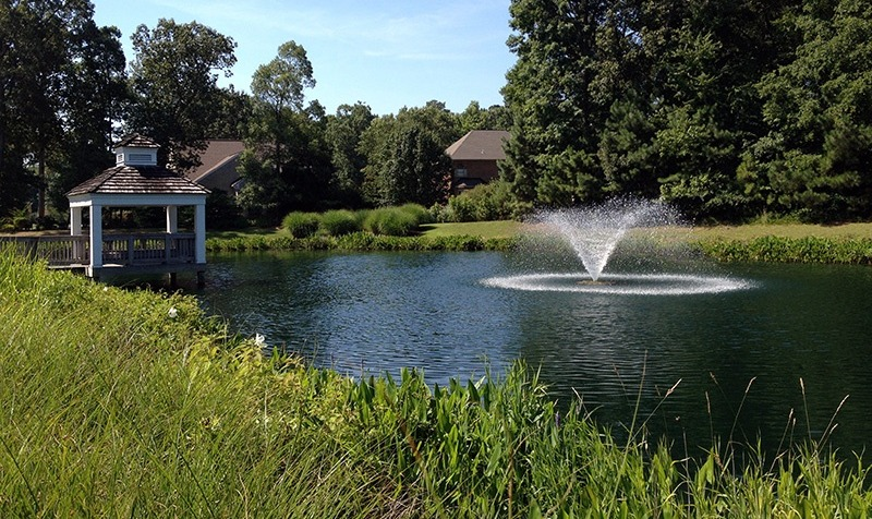 pond aeration