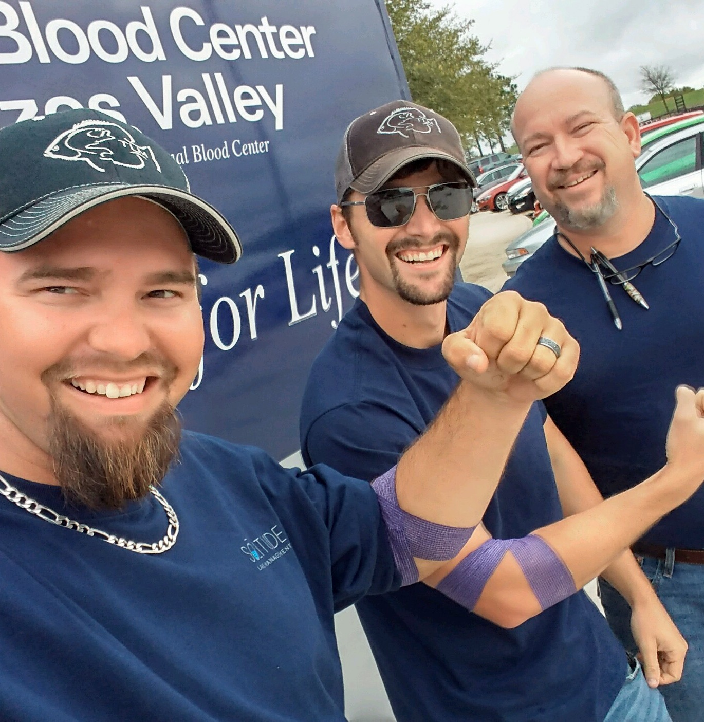 SOLitude Team Blood Drive - The SOLution