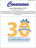 Central VA CAI Newsletter Cover