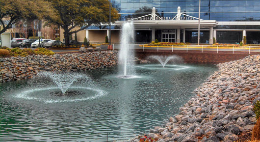 Commercial-Development-Pond-Management