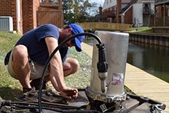 Fountain Maintenance