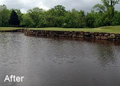 Golf_course_pond_Davidson_NC_1.1_acres_AFTER_algae_treatments_1