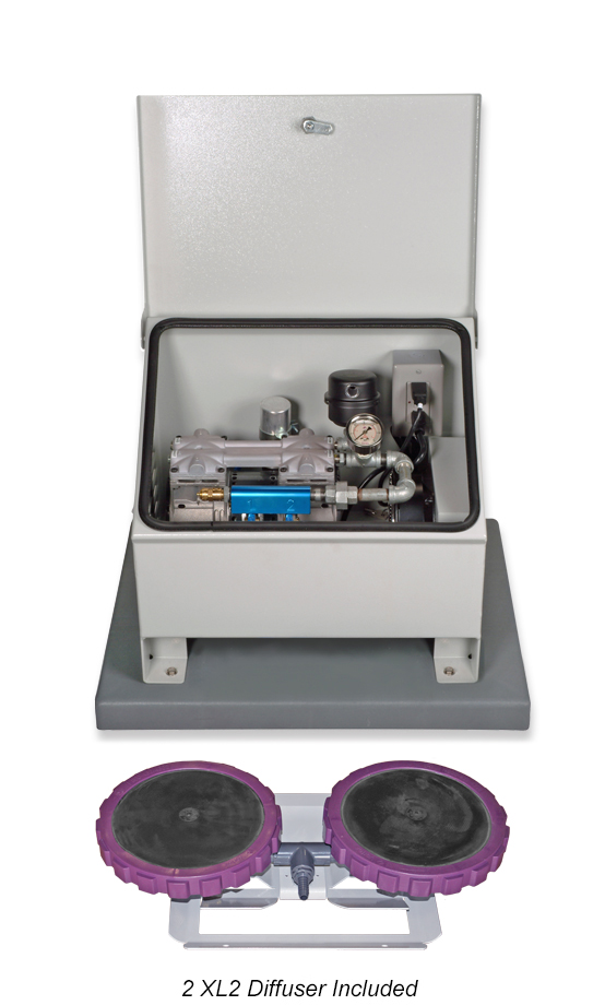 vertex aeration system