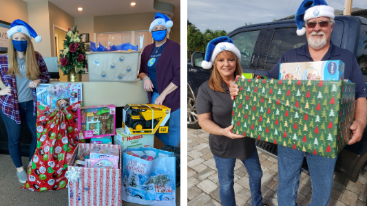 Holiday Cheer 2020 Helping Families In Need