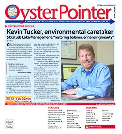 Oyster Pointer - Kevin Tucker Environmental Caretaker