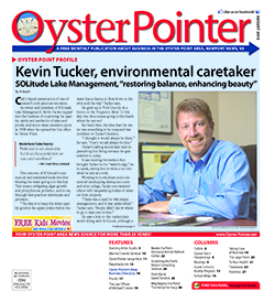 Oyster Pointer - Kevin Tucker Environmental Caretaker