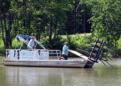 Fish Habitat Install