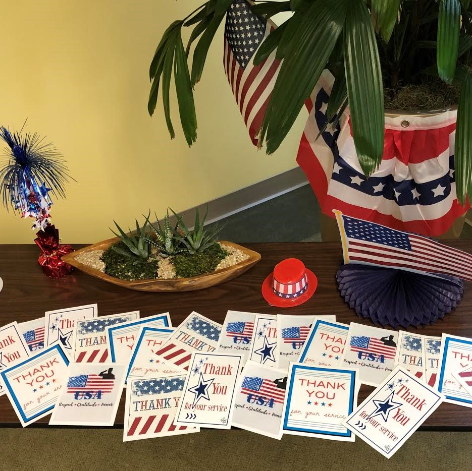 operation gratitude cards