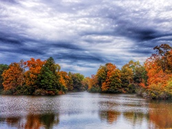 Fall Scenic_Pond Management