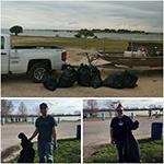 TX & MO Trash cleanups-d