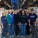 virginia peninsula foodbank solitude volunteers
