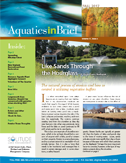 Aquatics in Brief Newsletter 2017