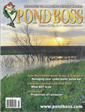 Pond Boss July Cover