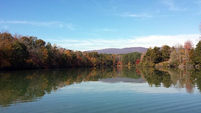 fall_pond_photo_Beaver_Creek_Reservoir_Cville_10.14_AaronC_c