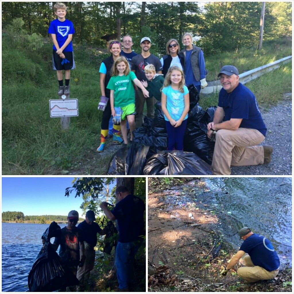 falls-lake-trash-cleanup-the-solution