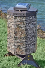 MB Ranch King Texas Avenger Fisher Feeder