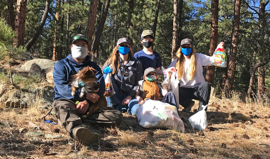 colorado trash cleanup