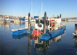 hydraulic-dredging