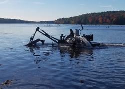 hydro-raking-debris-removal