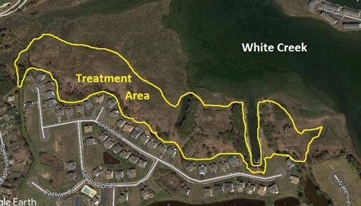 Treatment Map