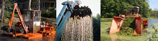 Mechanical Harvesting and Hydro-Raking Management