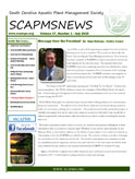 SCAMPS Newsletter