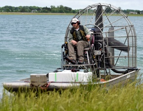 SOLitude Airboat Treatment