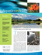 Aquatics in Brief Newsletter 2018