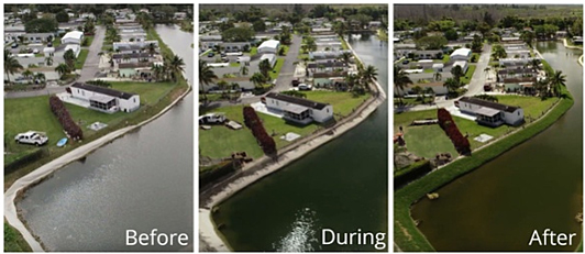 SOX Erosion Solutions, Before, During and After