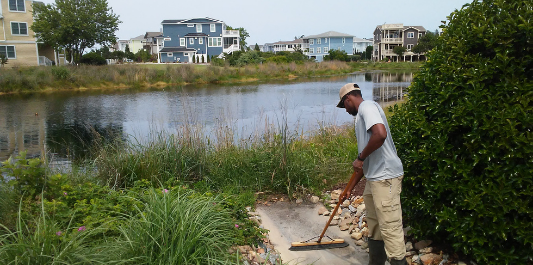 stormwater-pond-work-cape-shores
