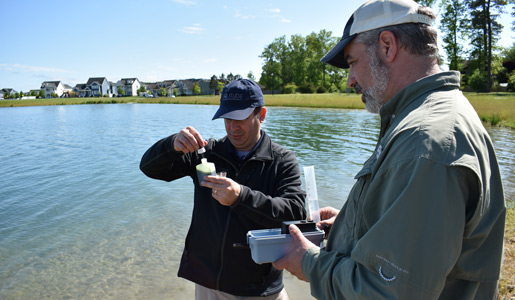 water quality data collection