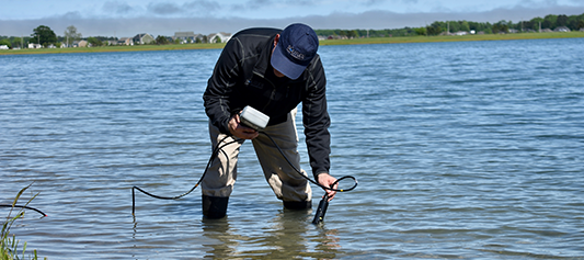 Water Quality Testing and Reporting