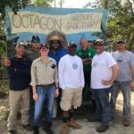 wildlife preserve volunteering
