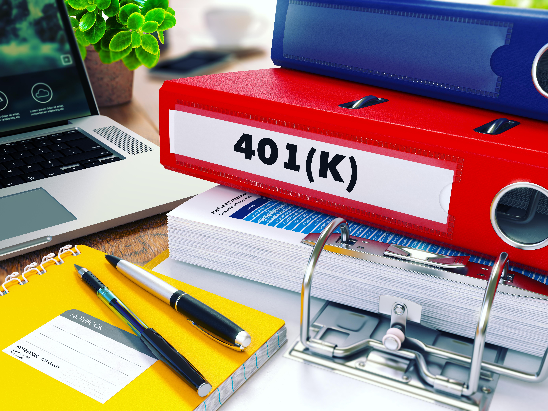 Business 401(k) Paperwork