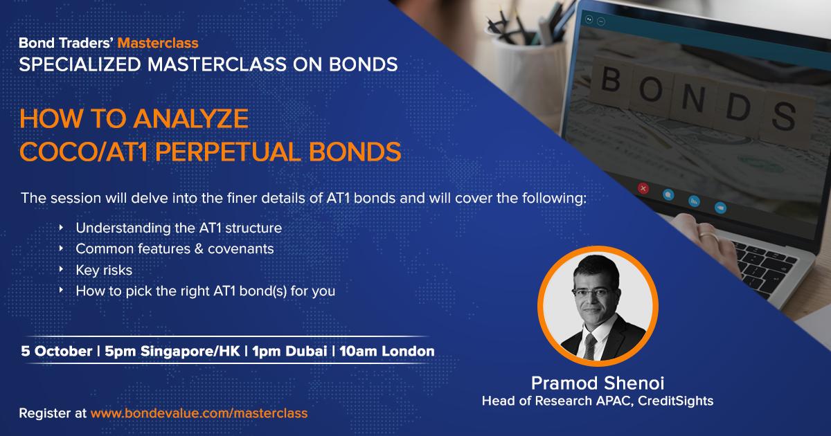 Masterclass on AT1 Perpetual Bonds